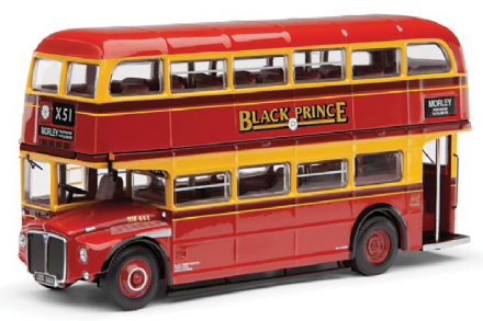 The Black Prince of Leed Routemaster